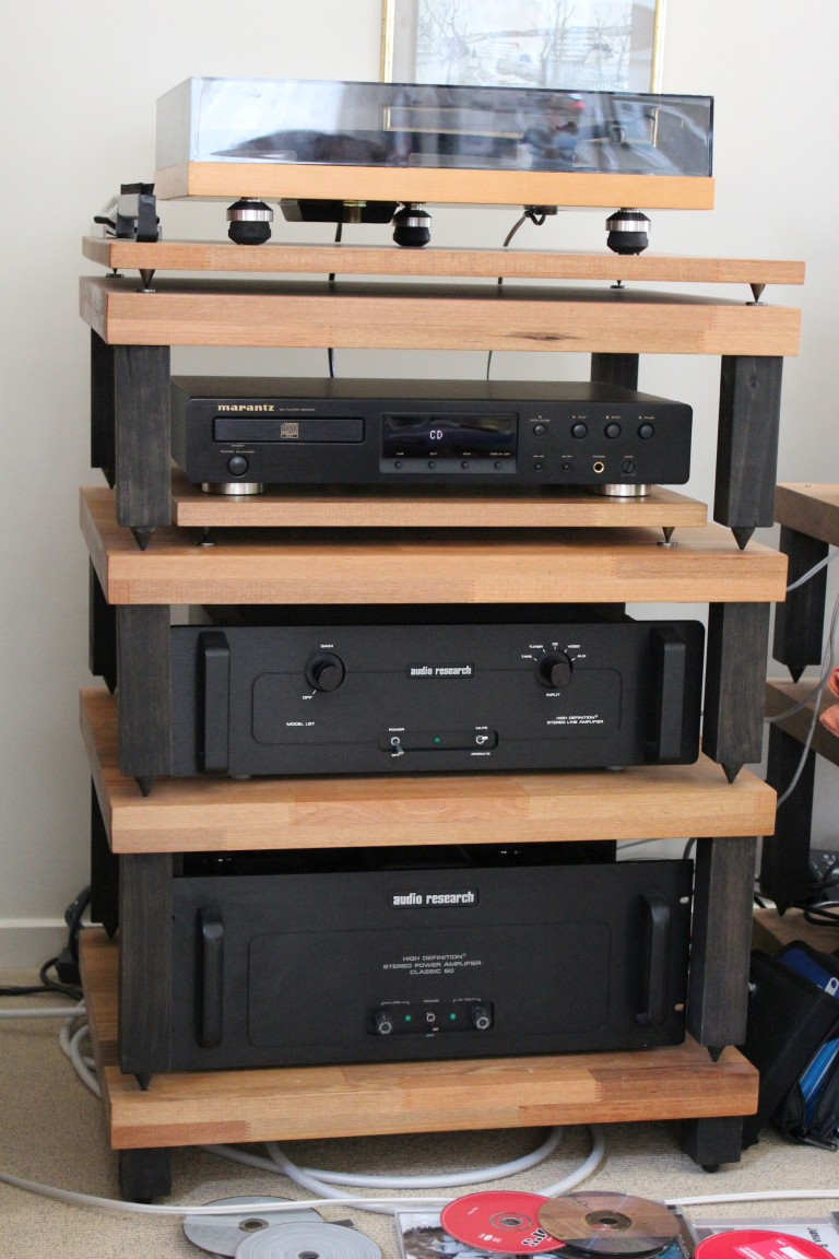 Gear rack/stands | Page 13 | Audiokarma Home Audio Stereo ...